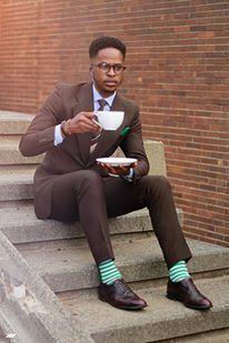 "Constitution Hill: Designer Vusumuzi ""Bobo"" Ndima,better known as Bob the Stylist."