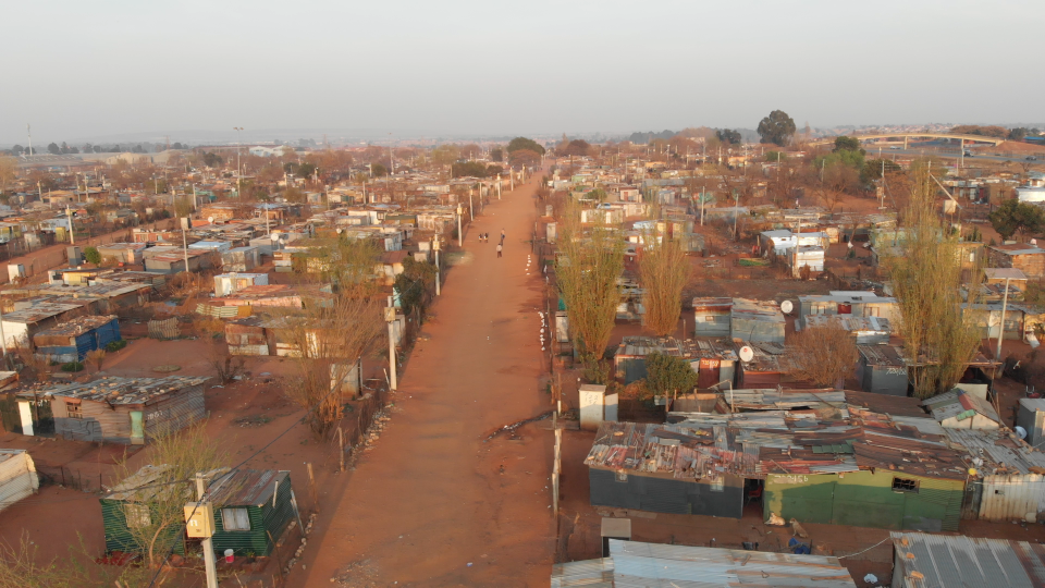 Constitution Hill: In informal settlements, where around 3.6-million South Africans live, secure tenure and access to dignified services remain significant challenges.
