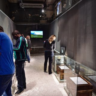 Constitution Hill: Artefacts from Mandela's jail years