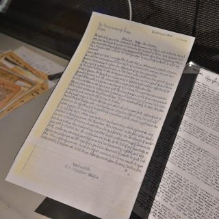 Constitution Hill: Letters Mandela wrote from jail