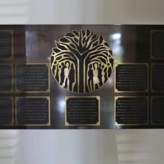 Constitution Hill: Constitutional Court logo