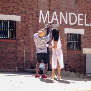Constitution Hill:  <em>Mandela Gandhi</em> is a permanent exhibition