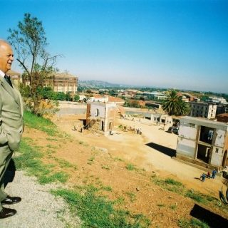 Constitution Hill: George Bizos