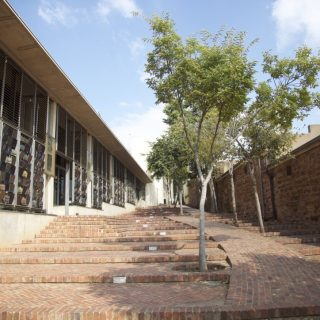Constitution Hill: Great African steps