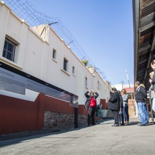 Constitution Hill: Guided tours