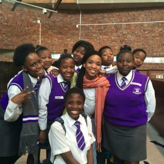 Constitution Hill: Learners in Court 1