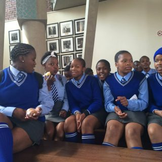Constitution Hill: Learners in Court 3