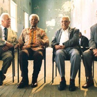 Constitution Hill: Nelson Mandela