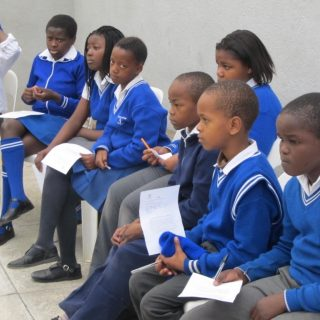 Constitution Hill: School group 3