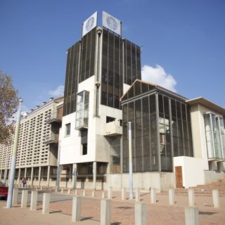 Constitution Hill: The Constitutional Court and the Great African Steps