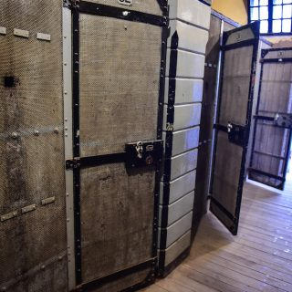 Constitution Hill: The Old Fort's isolation cells