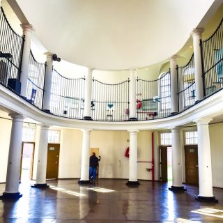 Constitution Hill: Women's Jail atrium