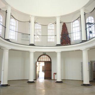 Constitution Hill: Women's Jail Black women's cells