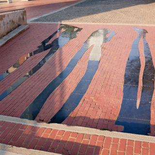 Constitution Hill: Constitution Square 5 Prisoner Shadows