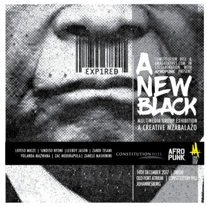 Constitution Hill: Anew Black Mogabe