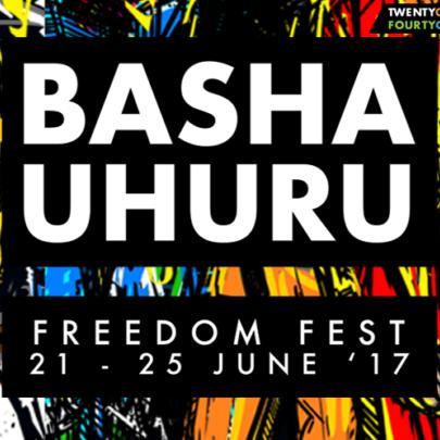 Constitution Hill: Basha Uhuru Dp