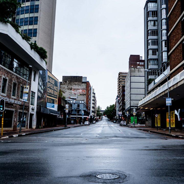 Constitution Hill: 4 Braamfontein 1