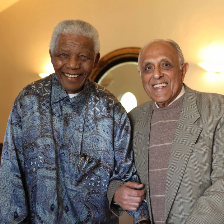 Constitution Hill: Ahmed Kathrada 3