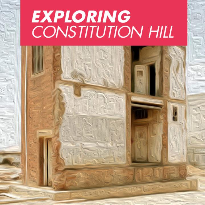 Constitution Hill: Con Hill Podcast Coverart 1