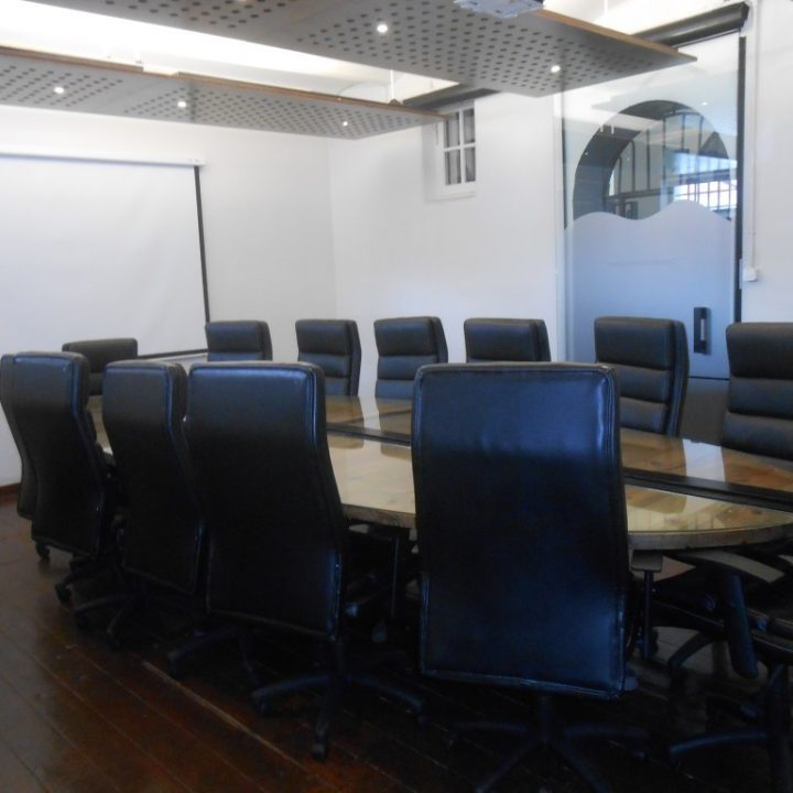 Constitution Hill: Constitutional Boardroom
