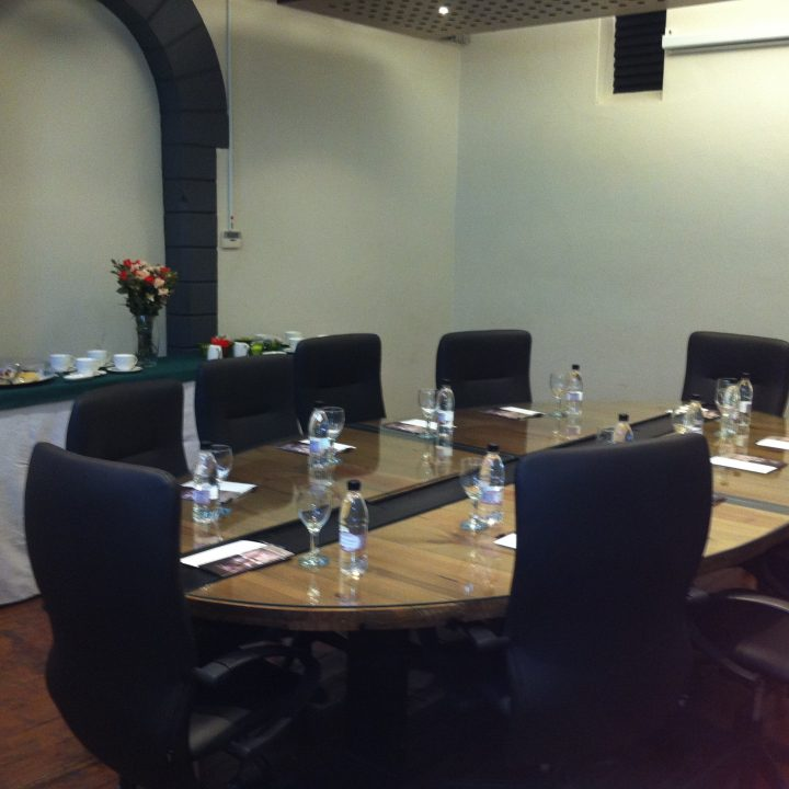 Constitution Hill: Democracy Boardroom