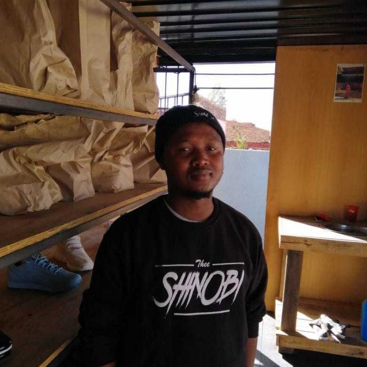 Constitution Hill: Gonste Nxumalo 2