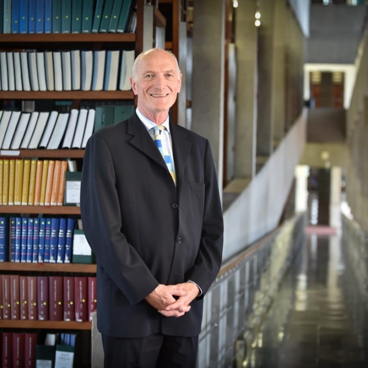 Constitution Hill: Justice Edwin Cameron