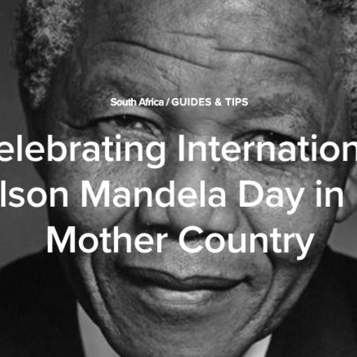 Constitution Hill: Mandela Day