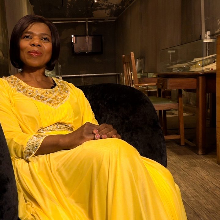 Constitution Hill: Thuli Madonsela interview