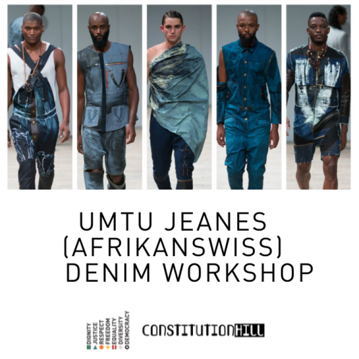 Constitution Hill: Umtu Jeanes Blog Cover
