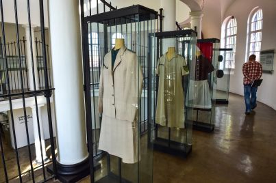 Constitution Hill: Viewing the Women's Gaol exhibition