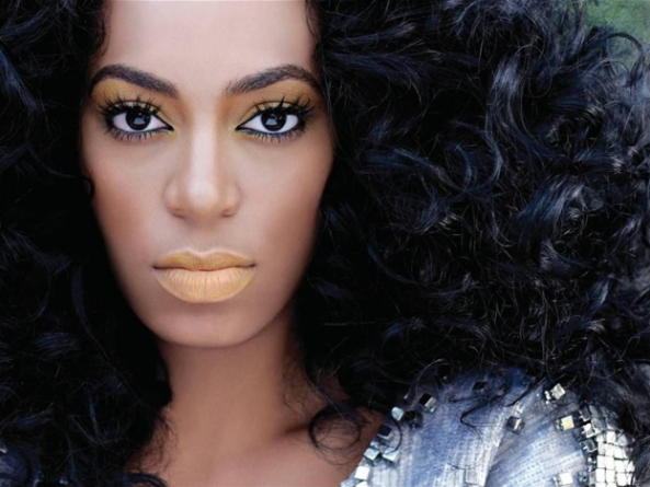 Constitution Hill: Solange Knowles.